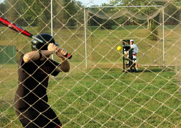 Baseball at Camp Lohikan