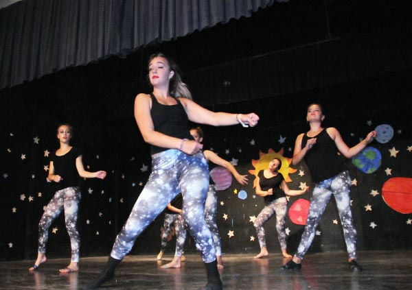 Dance Program at Camp Lohikan